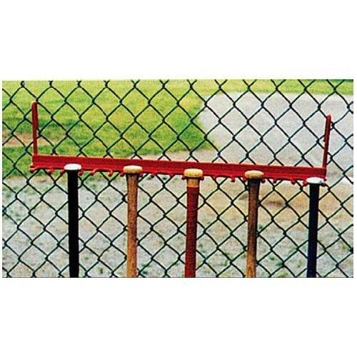 Fence Bat Rack (Baseball Fence Bat Rack)