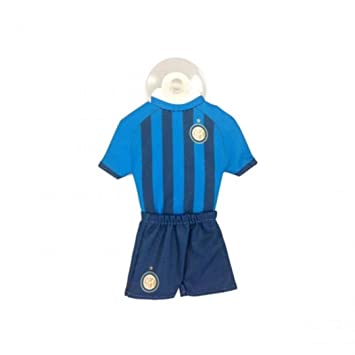 Inter de Milán - Mini kit Auto Camiseta con ventosa Home ...