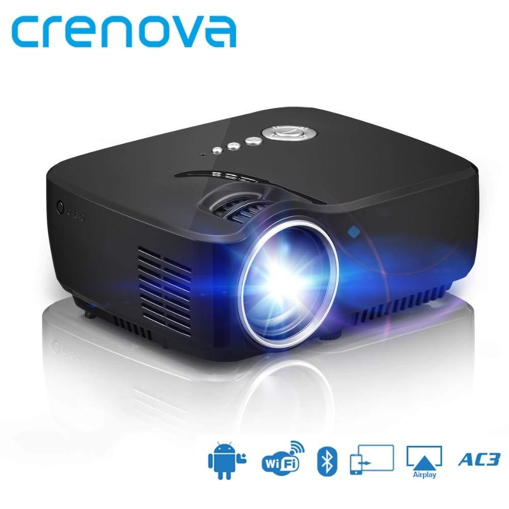 Amazon.com: LCD Projectors Mini Projector for Full HD 1080P ...