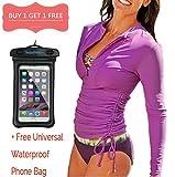 Rash Guard Women-Womens Rashguard Long Sleeve Wetsuit Top Women's Swimming Shirt Sun Protection UPF 50 SearoMance Purple...