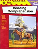Reading Comprehension Language Arts Grades 5-6, Carson-Dellosa Publishing Staff, 0742417689