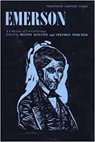 critical essays on emerson