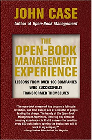 The Open-Book Management Experience: Lessons Form over 100