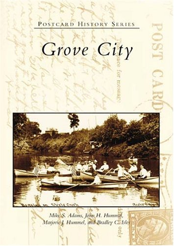 Grove City   (PA)  (Postcard History Series) (Grove City, Us)