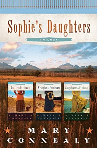 book cover of Sophie\'s Daughters Trilogy