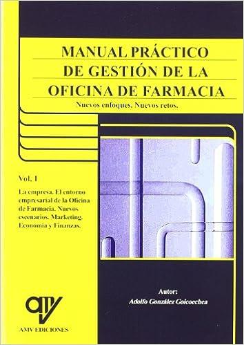 Libros Sobre Farmacia, Cosmética Y Nutrición por Adolfo González Goicoechea