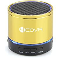 Portable Wireless Bluetooth Speakers, Forcovr Bluetooth...