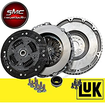 LuK 601002100-Kit de embrague PEUGEOT 307 SW (3H) 2,0 HDI 110 2002 al 0 79 CC: KW: Amazon.es: Coche y moto