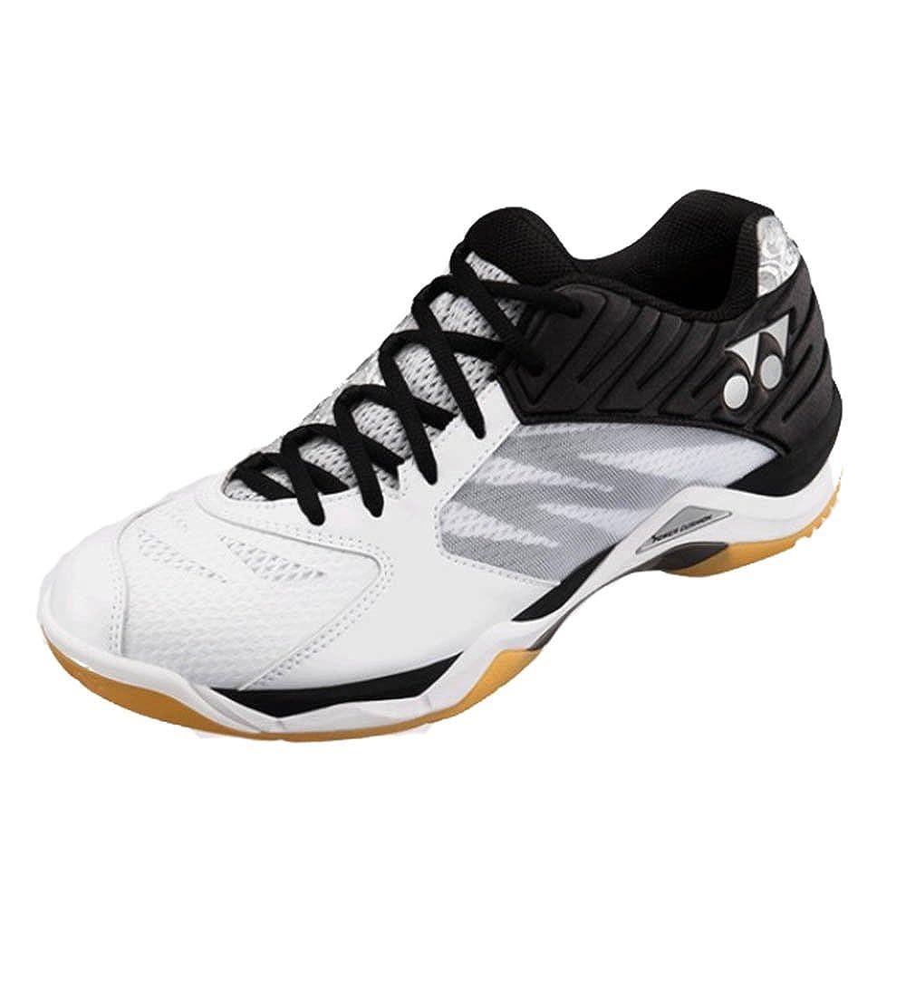 Yonex Badmintonschuh Herren Comfort Tour Z Weiß Silber (45)