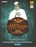 Ustad Bismillah Khan - The Great Heritage Exclusive Archival Collection (3-CD Pack / Hindustani Classical Instrumental - Shehnai)