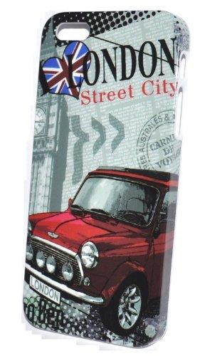 Funda funda carcasa para iPhone 5 iPhone 5S Londres Mini ...