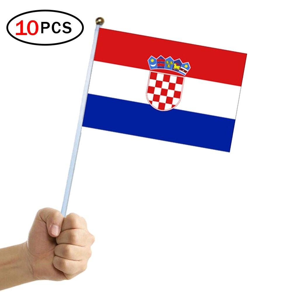 Flagge Kroatien 30 x 45 cm Croatia Flag Fahne Kroatienfahne