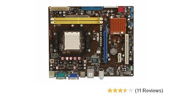 Asus M2N68-AM SE2 Placa Base 4 GB, DDR2 1066//800 // 667, AMD, Socket AM2, Phenom FX, Phenom, Athlon, Sempron, 2000//1600 MT//s