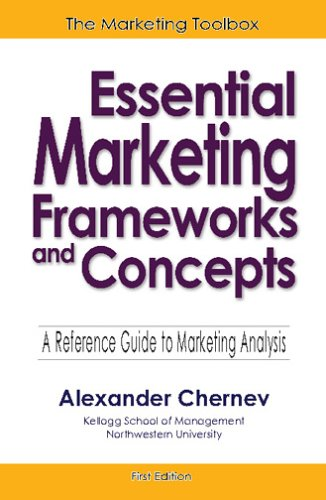 Read Online Essential Marketing Frameworks and Concepts pdf epub