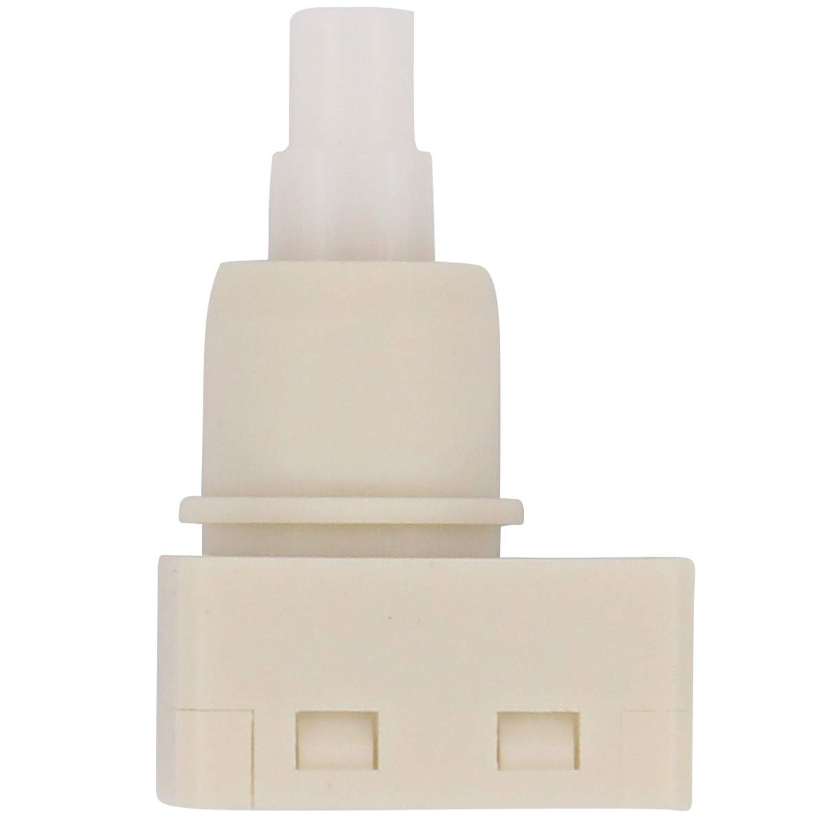 XtremeAmazing Pack of 2 White Dome Lamp Switch Interior Light Switch with 2Pcs Bulbs Replace 924-798 34404-SDA-A21 34404-SDA-A22D3
