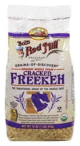 Bobs Red Mill Grain Freekeh Crckd