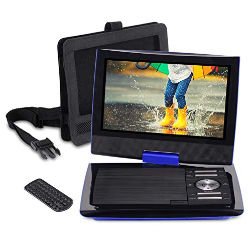 The 10 best portable headrest dvd player with screen 2019