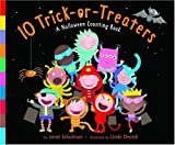 10 Trick-or-Treaters, Janet Schulman, 0375832254