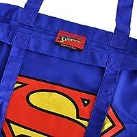 Superman DC Comics bolsa de bolsa de tela bolsa de algodón ...