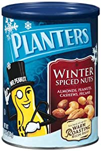 Planters Winter Spiced Nuts, 19-Ounce