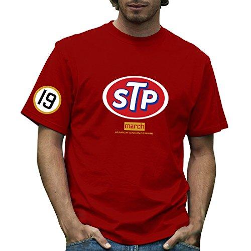 T Retro Formula Uomo 1 shirt 6r7RW6n4