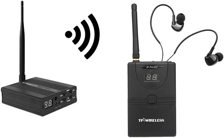 Docooler Tp Wireless In Ear Monitor System Elektronik