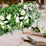 78FT-Artificial-Rose-Vine-Silk-Flower-Garland-Realistic-Artificial-Flowers-Fake-Roses-Flowers-for-Home-Hotel-Office-Kitchen-Wedding-Party-Garden-Craft-Art-Decor-Pack-of-2PCS