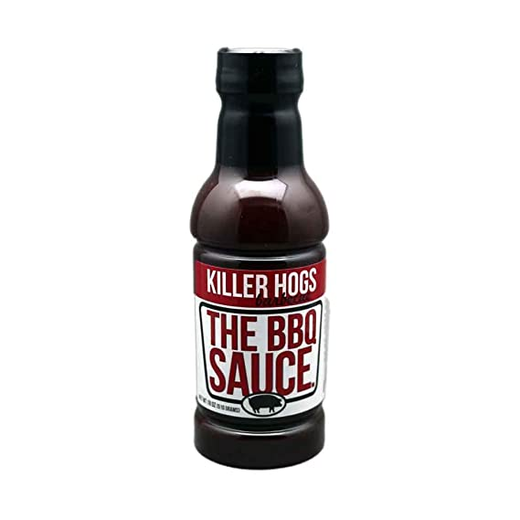 Salsa Killer Hogs The BBQ Sauce - 510g ...