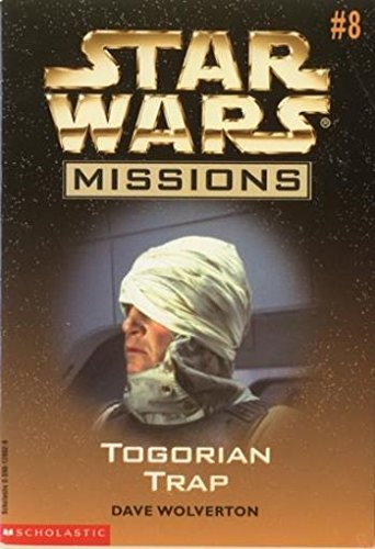 Togorian Trap - Book  of the Star Wars Legends