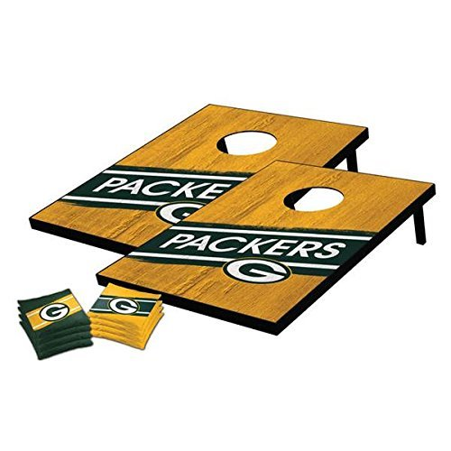 Wild Sports Green Bay Packers Tailgate Toss Set