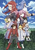 OVA「テイルズ オブ シンフォニア THE ANIMATION」テセアラ編 DVD 初回限定版 エクスフィア・エディション 第2巻