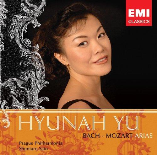 Bach / Mozart: Arias