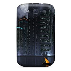 Galaxy S3 Case Cover Future Capital Case - Eco-friendly Packaging