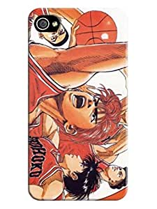 iphone 4/4s Case Cover, New Style,slamdunk , Colorful, The Most fashionable Design
