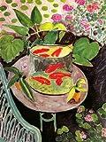 16X20 inch Henri Matisse Vintage Animal Canvas Print RePro Goldfish