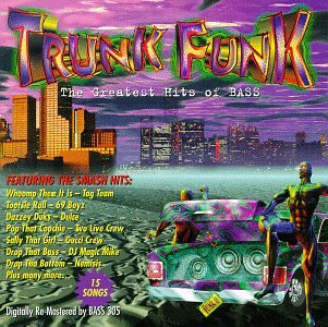 Trunk Funk Greatest Hits Bass product image