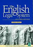 The English Legal System, Gary Slapper and David Kelly, 1859414664