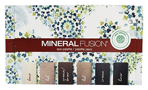 Mineral Fusion, Palette Eye Smoky Velvet, 1 Ounce