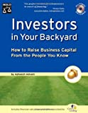 Investors in Your Backyard, Asheesh Advani, 1413304206