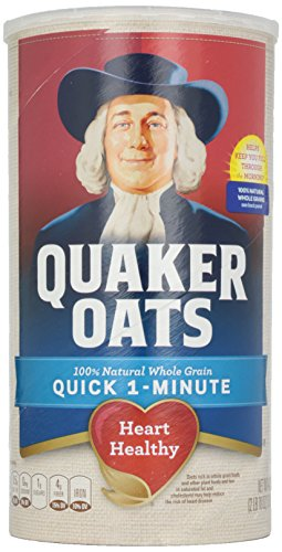 Quaker Quick 1 Minute Oats