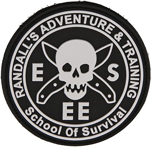 ESEE PVC Patch, Velcro Backed, 2.5