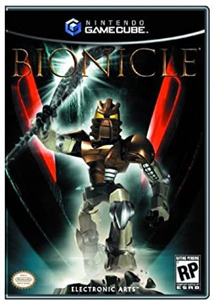 Amazoncom Bionicle Video Games