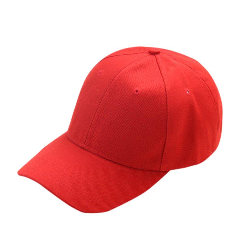 WeiYun Summer Hat Cap Children Teenagers Hat Show Solid Kids Hat Boys Girls Hats Caps