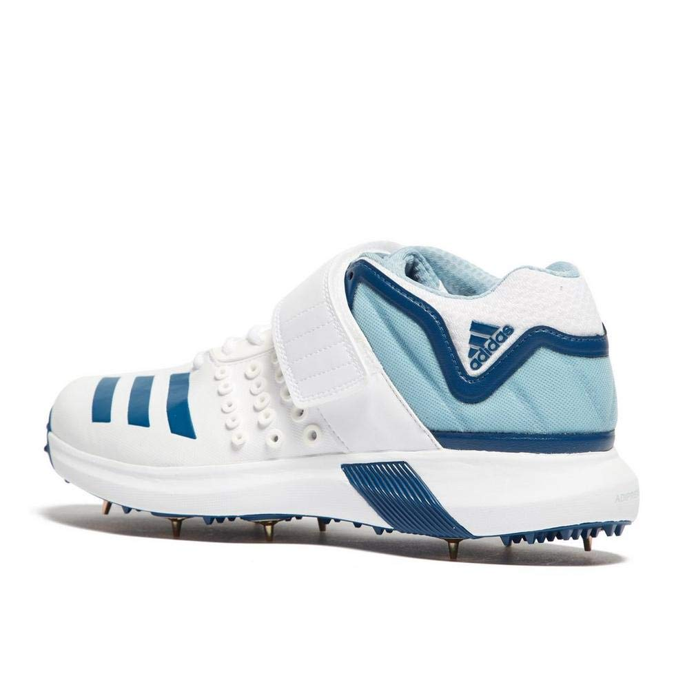 Buy Adidas Cricket Spike Shoes (UK 11, Adipower Vector MID) at ...