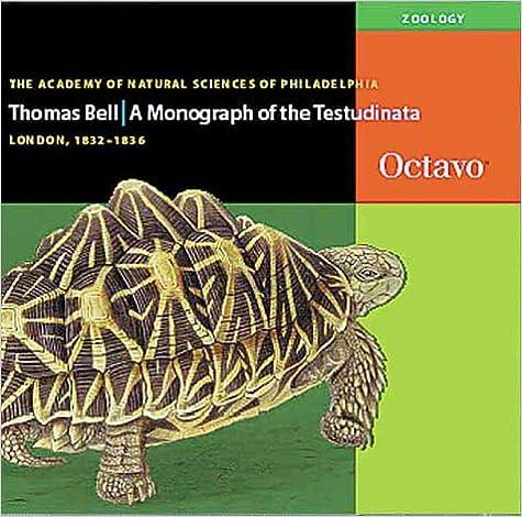A Monograph of the Testudinata (English and Latin Edition)