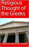 Religious Thought of the Greeks