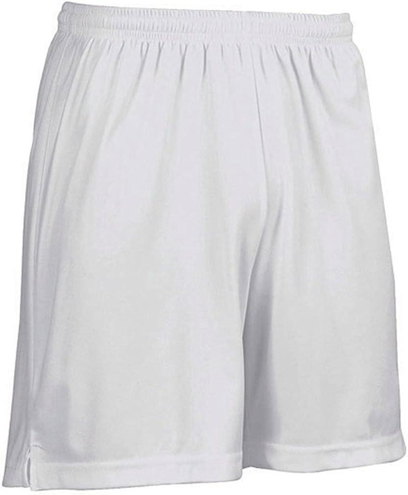 Diadora Soccer Mens Calcio Shorts White Medium