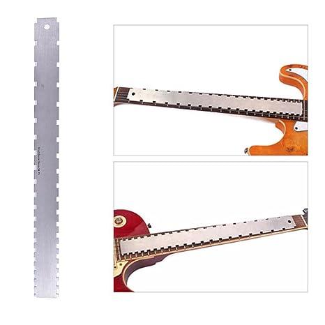 Herramienta para lutier de BESTIM INCUK para mástil de guitarra, compatible para la mayoría de