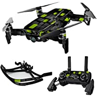 MightySkins Skin for DJI Mavic Air Drone - Cubes | Max Combo Protective, Durable, and Unique Vinyl Decal wrap cover | Easy To Apply, Remove, and Change Styles | Made in the USA