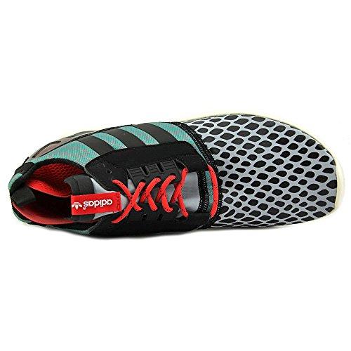 Adidas Zx 8000 Boost (multi / Neblina Pizarra / Negro / tomate) -6,0 Black / Tomato